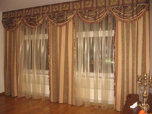 Как правильно и красиво повесить на окна шторы: фото идеи