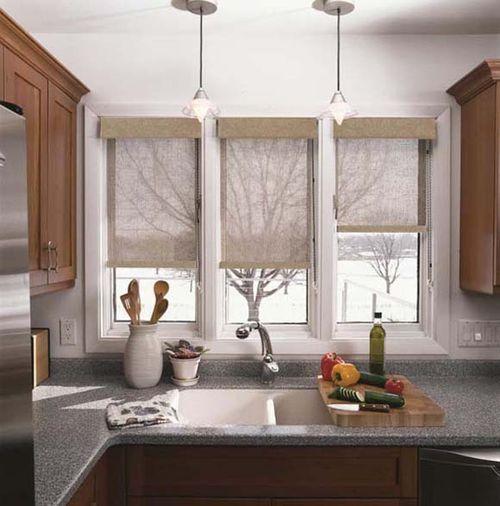 шторы на небольшие окна