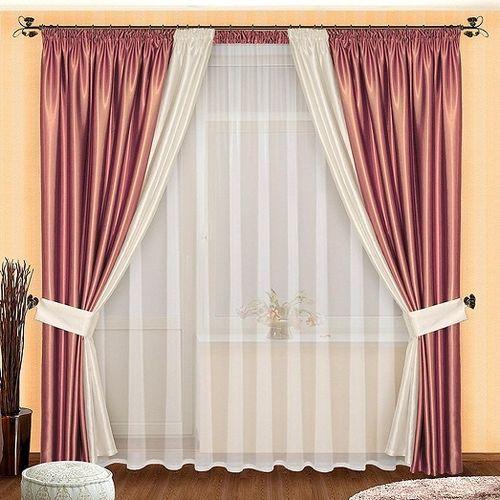 Сшить шторы своими руками фото и выкройки