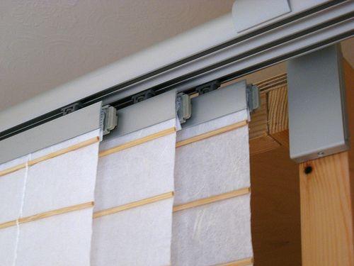 Японские шторы мастер класс как сделать #7