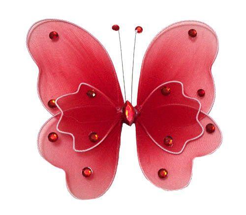 Выбираем бабочек на шторы