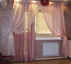 Оптимальная длина штор