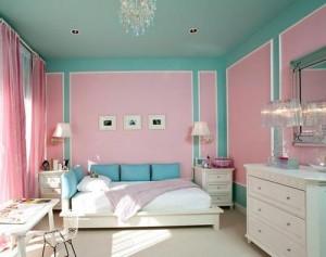 Выбираем шторы розового цвета