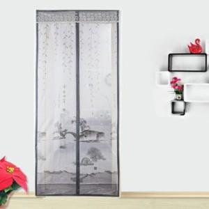 Выбираем магнитные шторы