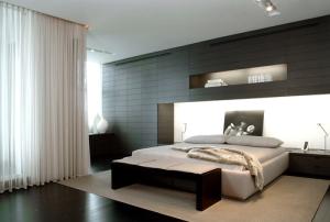 Выбираем новые шторы в спальню