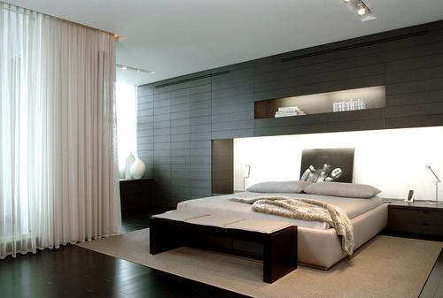 Выбираем модные шторы для спальни 2019 года