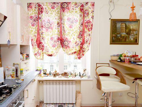 Как подобрать тюль на кухню: современные веяния дизайна