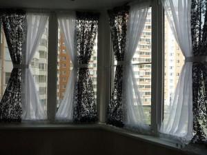 Выбираем тюль на балкон