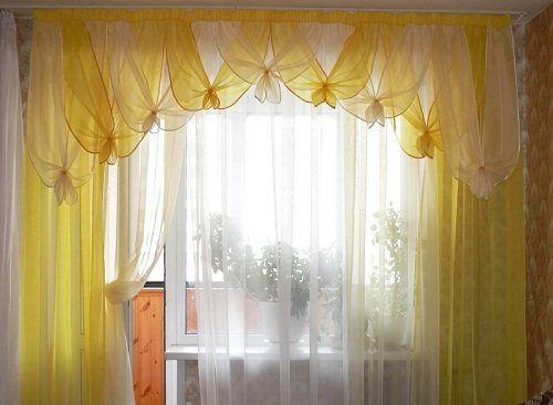 Как пошить шторы в зал своими руками выкройки