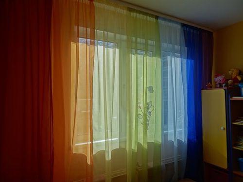 Как выбрать шторы радуга для детской