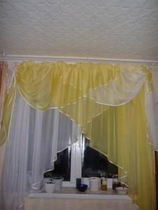 Выбираем шторы на кухню