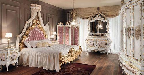 Выбираем шторы в стиле барокко