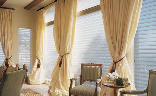 Выбираем шторы из натуральных камней