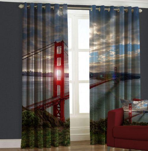 Выбираем шторы с принтом