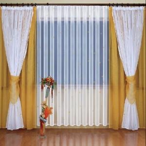 Выбираем капроновые шторы