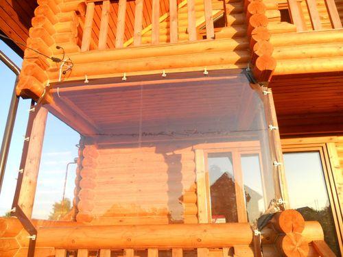 Выбираем мягкие шторы
