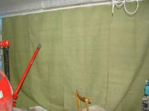 Выбираем шторы на ворота гаража