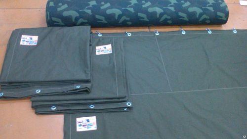 Все про шторы из брезента: характеристики и области применения