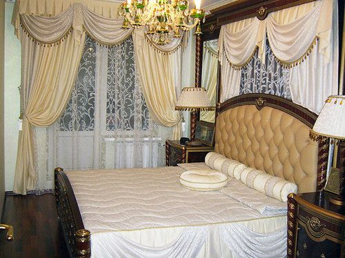 Как выбрать красивые шторы в частный дом
