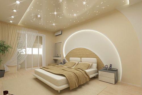 Используем песочные шторы при оформлении современного интерьера