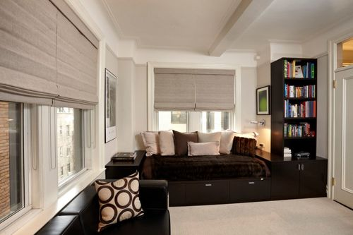 Стильные шторы в стиле Лондон в современном интерьере