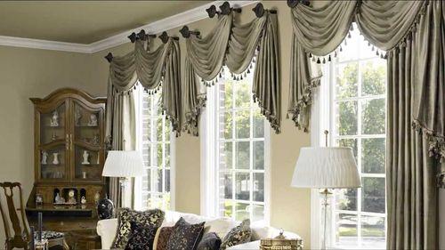 Как подобрать уютные шторы на окна в доме