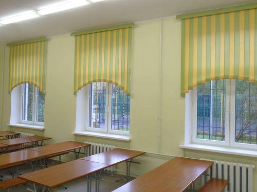 Цвет стен в классе по санпин