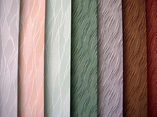Популярные материалы для изготовления вертикальных жалюзи