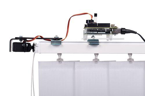Электрический выключатель жалюзи