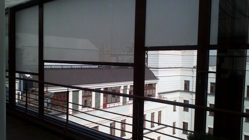 Мягкие жалюзи плиссе на окна